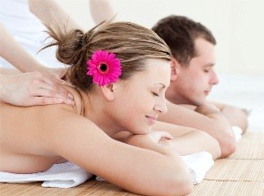 Подарочный сертификат Тайский массаж для двоих