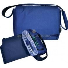 Синяя сумка iBag