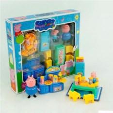 Детский набор Свинка Пеппа: кухня