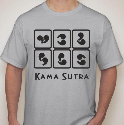 Мужская футболка Kama Sutra