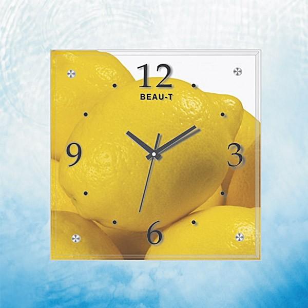 Настенные часы Лимоны