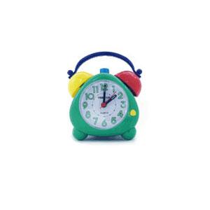Детский будильник - Зеленый