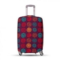 Чехол для чемодана Travel Suit Eco Circles