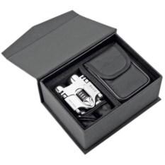 Бинокль в подарочной чёрной коробке