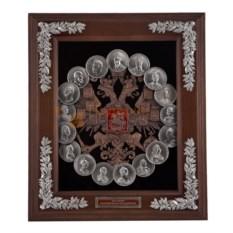 Ключница Медали династии Романовых