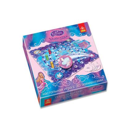 Игра «Подводный мир Русалочки»