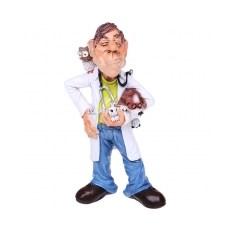 Прикольная фигурка «Ветеринарный врач»