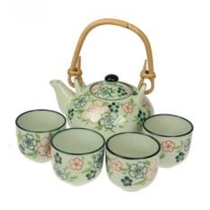 Набор для чайных церемоний Восточные цветы
