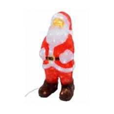 Светящаяся фигура Санта