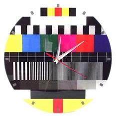 Настенные часы «Профилактика ТВ»