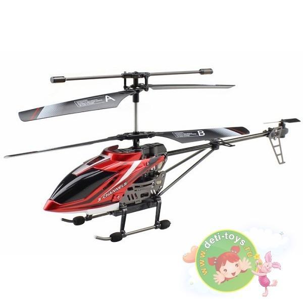 Вертолет с видеокамерой на радиоуправлении JXD355