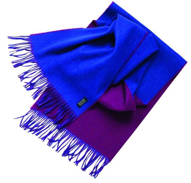 Шарф Elvang, синий