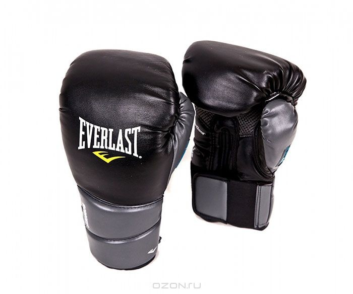 Перчатки снарядные Everlast Protex2 Ever Gel, 12 унций. Размер: S/M