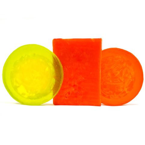 Набор мыла «Цитрусовый»