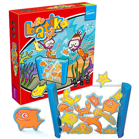 Настольная игра «Батик для детей»