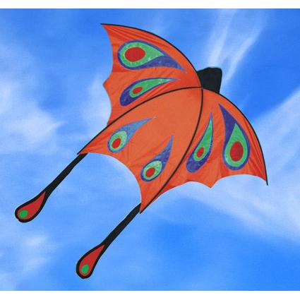 Простой воздушный змей «Махаон»