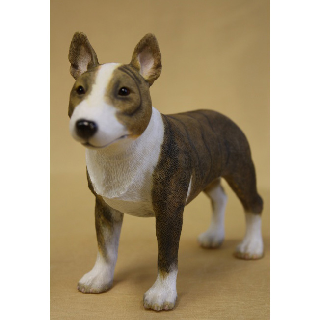 Статуэтка собаки «Бультерьер»