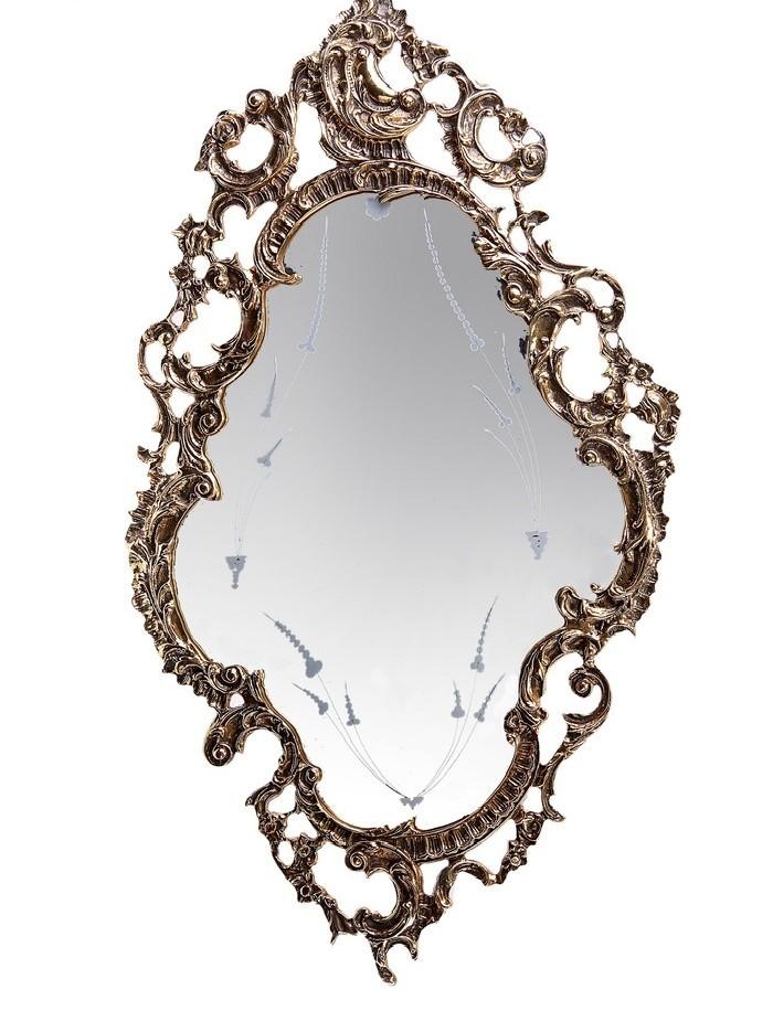 Зеркало Rendilado, бронза