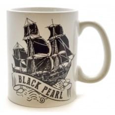 Кружка Пираты Карибского Моря. Черная Жемчужина