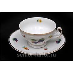 Набор для чая Thun (Бернадот Слива) на 6 персон