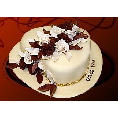 Праздничный торт №19