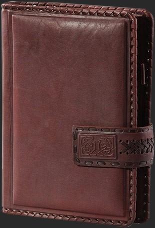 Кожаный недатированный ежедневник Tabu