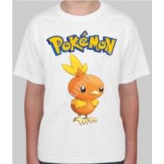 Детская футболка Pokemon Торчик