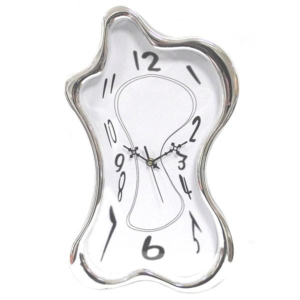 Часы настенные «Утекающее время»