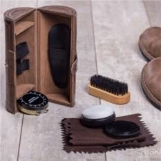 Набор для чистки обуви Безупречный блеск