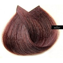 Краска для волос (delicato) Махагон (светло-коричневатый)