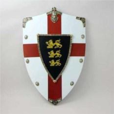 Геральдический настенный щит Рыцарю