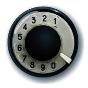 Значок «Дисковый номеронабиратель»