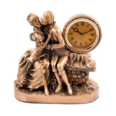 Настольные часы Влюбленные
