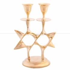 Подсвечник Звезда на две свечи
