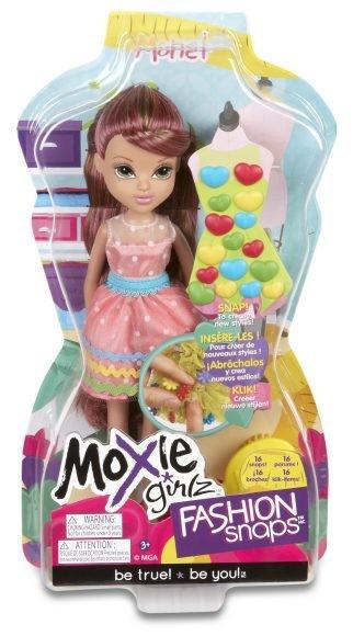 Кукла Moxie Укрась платье, Моне