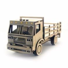 3D конструктор Грузовик с кузовом