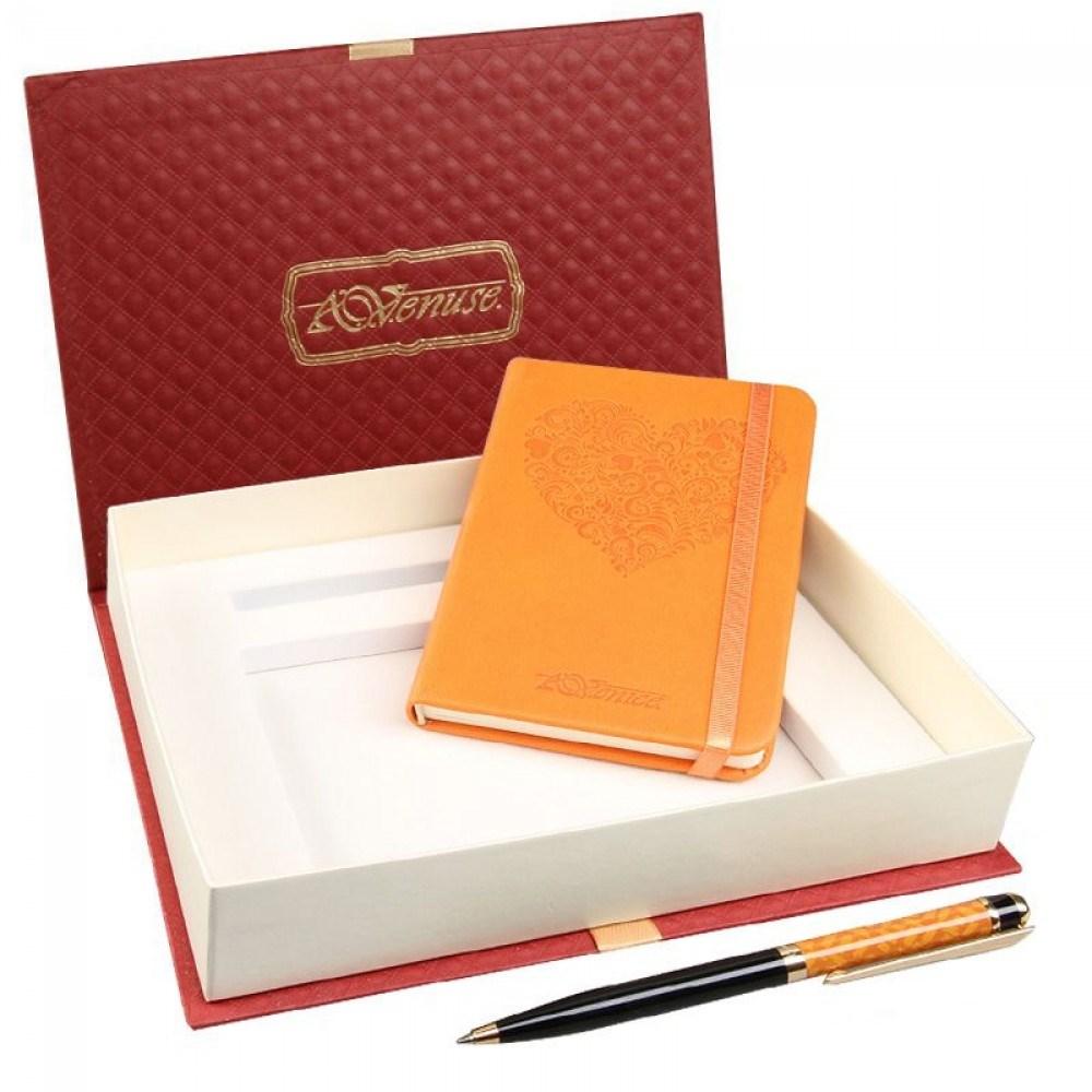 Подарочный набор Irene: записная книжка и ручка