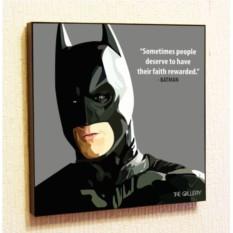 Картина в стиле поп-арт Бэтмен