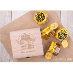 Подарочный набор мёда Лучшему гендиректору