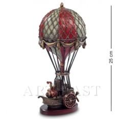 Статуэтка в стиле стимпанк Воздушный шар