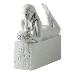 Фарфоровая статуэтка Водолей-женщина Royal Copenhagen