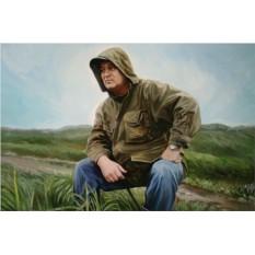 Портрет для работника леса