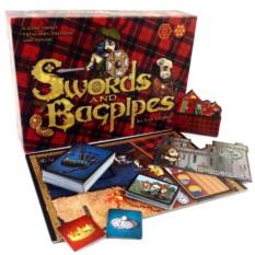 Настольная игра Swords and Bagpipes