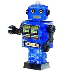 3D головоломка Синий робот