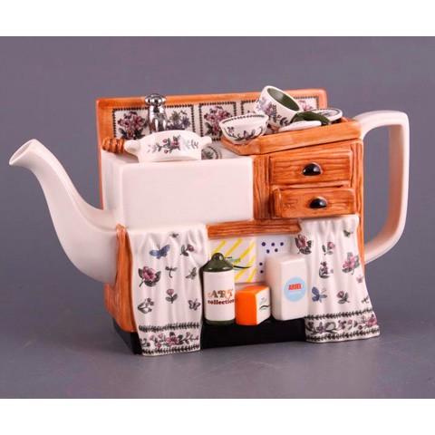Оригинальный чайник для заварки чая «Кухня»