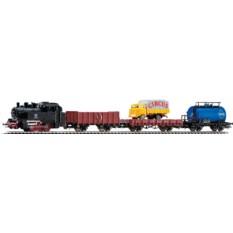 Стартовый набор игрушечной железной дороги «Грузовой поезд», PIKO 57111