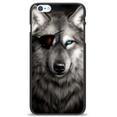 Чехол на телефон Волк с повязкой