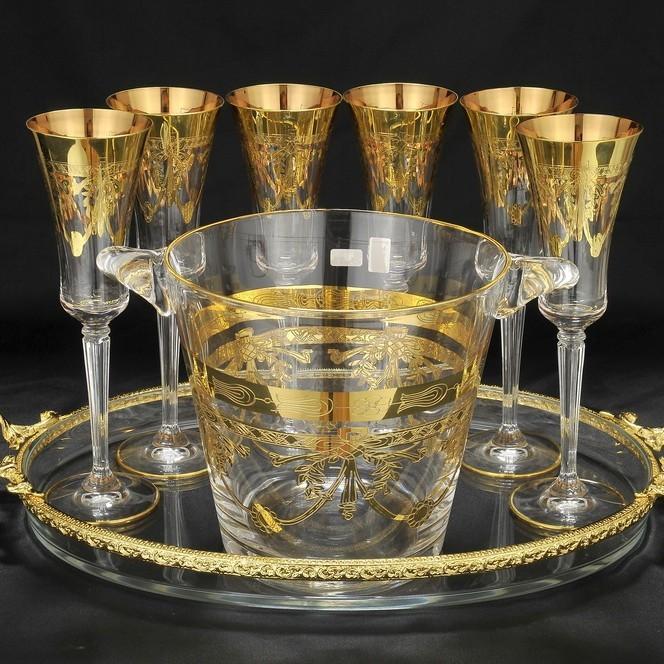 Набор для шампанского Cre Art