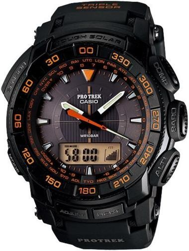 Часы CASIO PRG-550-1A4