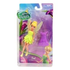 Кукла Disney Fairies Фея с дополнительным платьем